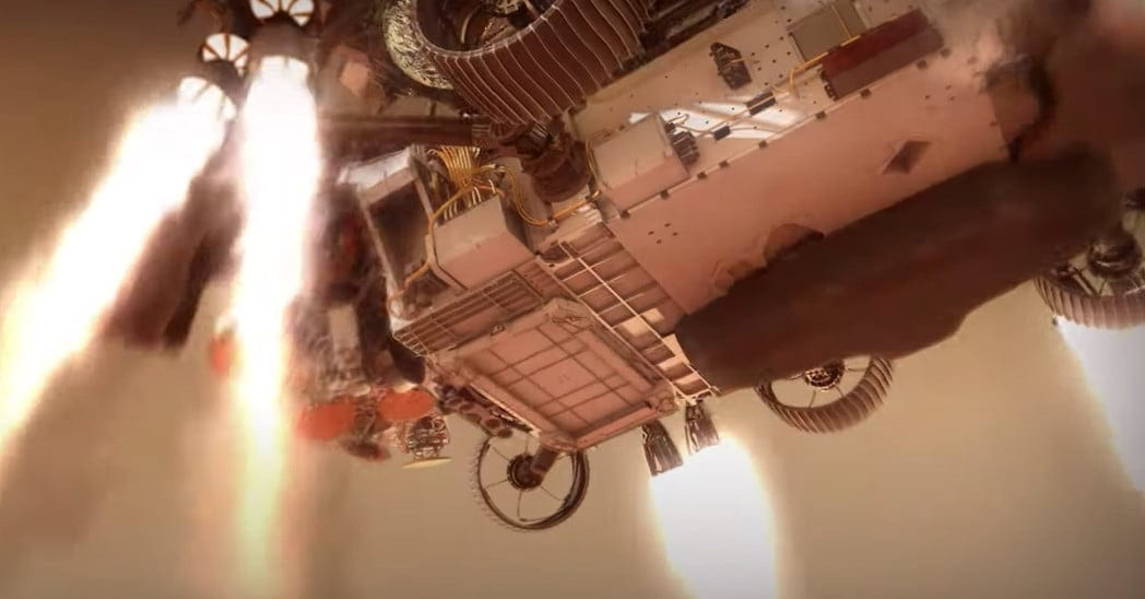 NASA Video Touts Perseverance's Upcoming Mars Arrival ...